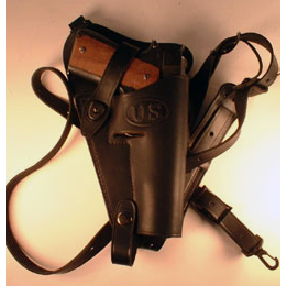 M-7 Shoulder Holster RH US Black