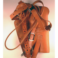 M-7 Shoulder Holster LH US Tan