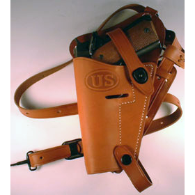 M-7 Shoulder Holster LH US Tan Blemished