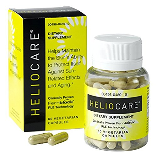 Heliocare Dietary Supplement 60 count