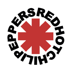 Red Hot Chilli Peppers Merch store and Vinyl - Band t-shirts and logo