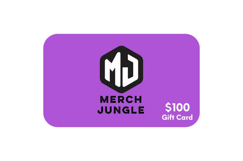 $100 Gift Card - Merch Jungle