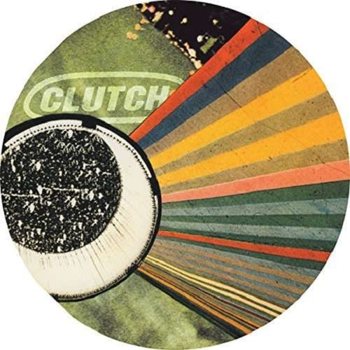 Clutch Band Vinyl Merchandise Store - Live at the Googleplex