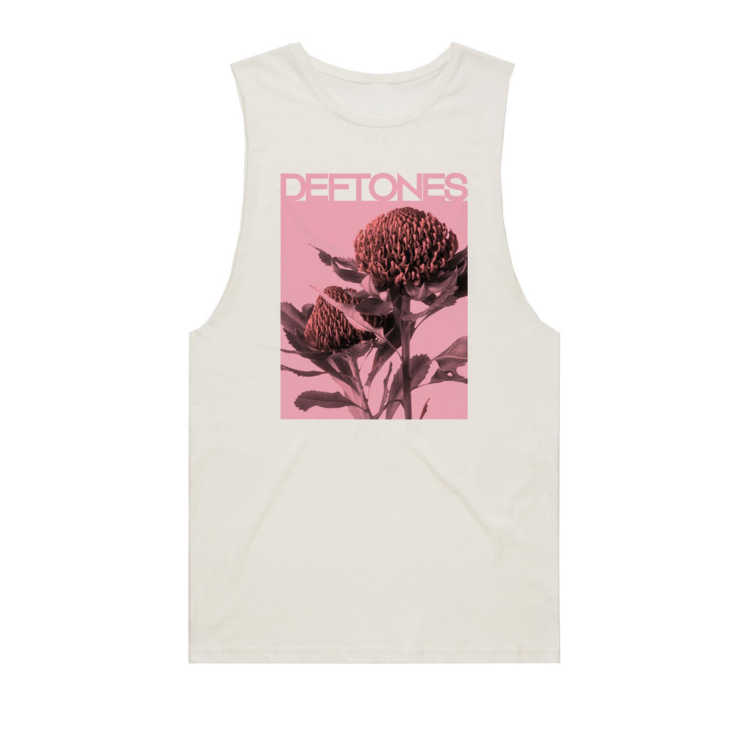 Native Flower Tank - Merch Jungle
