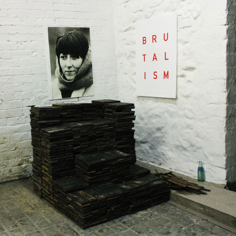 IDLES - Brutalism CD - Merch Jungle