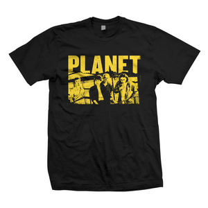 PLANET Band Tee - Merch Jungle