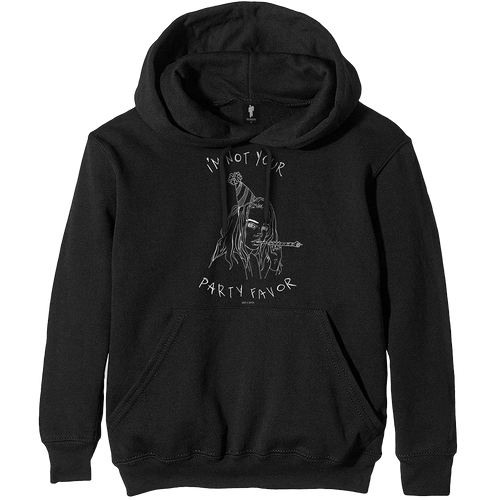 Party Favour Hoody Black - Merch Jungle