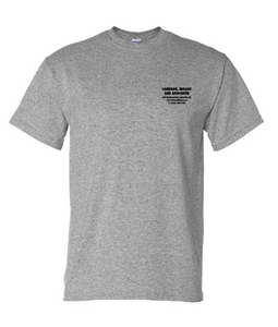 Construction Tee - Grey - Merch Jungle