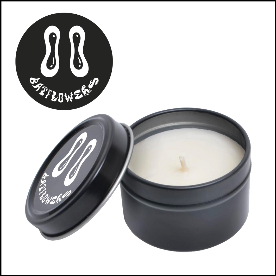 Infinity Eyes Candle - Merch Jungle