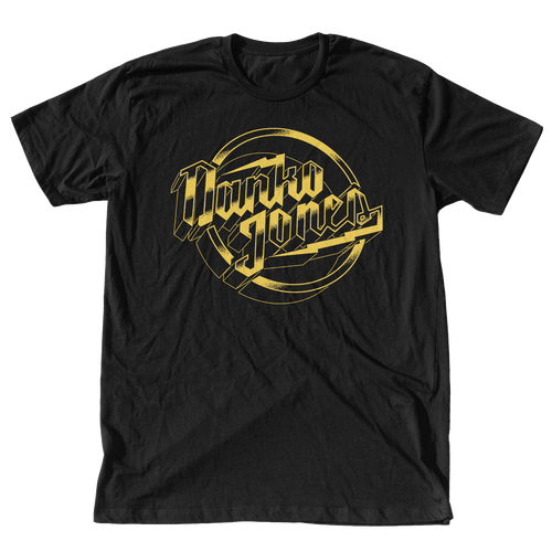 DANKO JONES 'Logo Tee' - Black