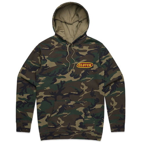 Camo Hood - Merch Jungle