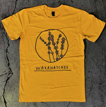 Waxahatchee - Mustard Logo Tee - Merch Jungle