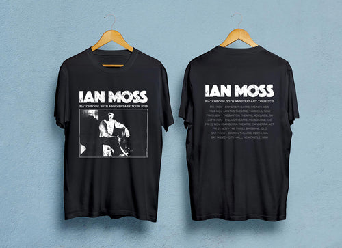 IAN MOSS - TOUR TEE - Merch Jungle