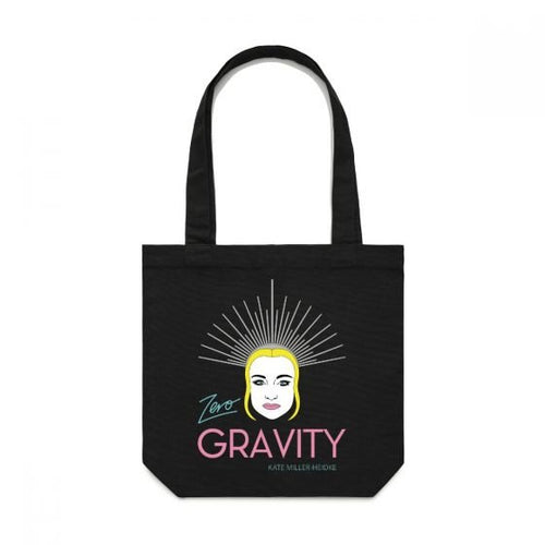 Zero Gravity Tote Bag - Merch Jungle