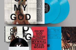 Kevin Morby - Oh My God - Vinyl LP - Merch Jungle
