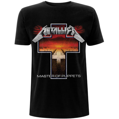 Master of Puppets Tee - Merch Jungle