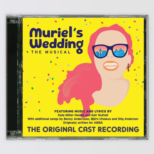 Muriel's Wedding - The Musical CD - Merch Jungle