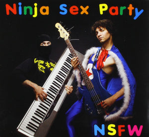 Ninja Sex Party - NSFW CD
