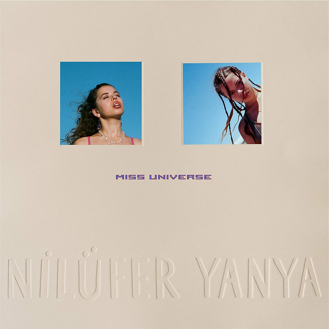 Nulifer Yanya - Miss Universe - Vinyl LP - Merch Jungle