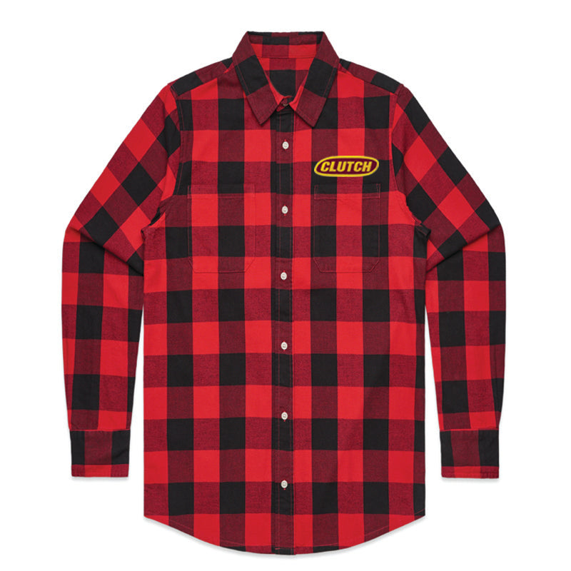 Flannel Check Shirt - Merch Jungle