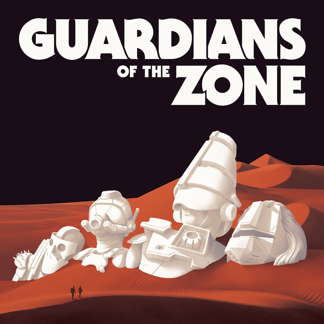 TWRP - Guardians of the Zone CD