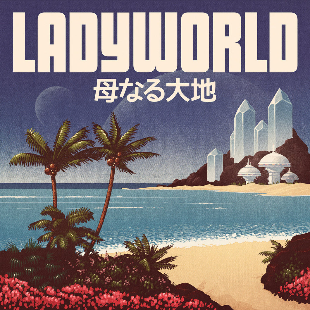 TWRP - Ladyworld CD