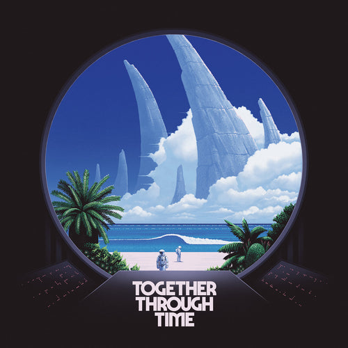 TWRP - Together Through Time CD - Merch Jungle