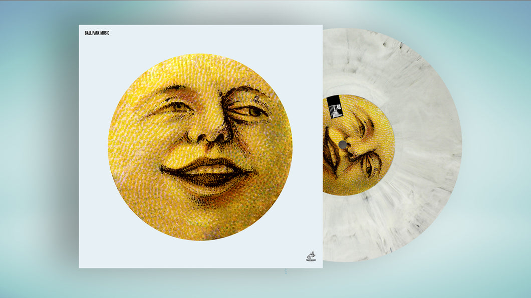 PREORDER Ball Park Music - Self Titled Vinyl & Signed Print - Merch Jungle