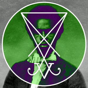 Zeal & Ardor - Devil Is Fine LP (Black) - Merch Jungle