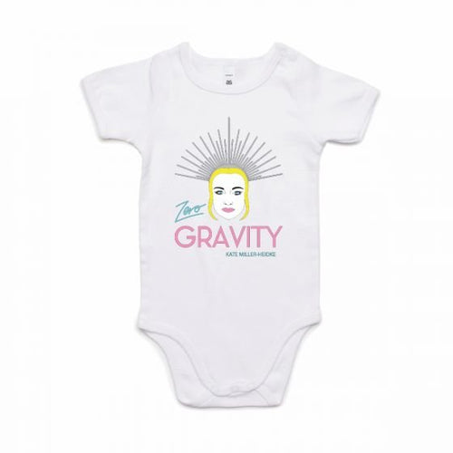 Zero Gravity Baby Onesie - Merch Jungle