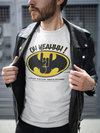 T shirt rock metal horns oh yeahhh gotham batman