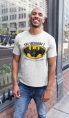 T-shirt rock metal horns oh yeahhh gotham batman