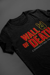 T shirt rock metal wall of death, oh yeahhh, metal horns,