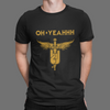 T-shirt Homme Oh Yeahhh NEXT FIX Black