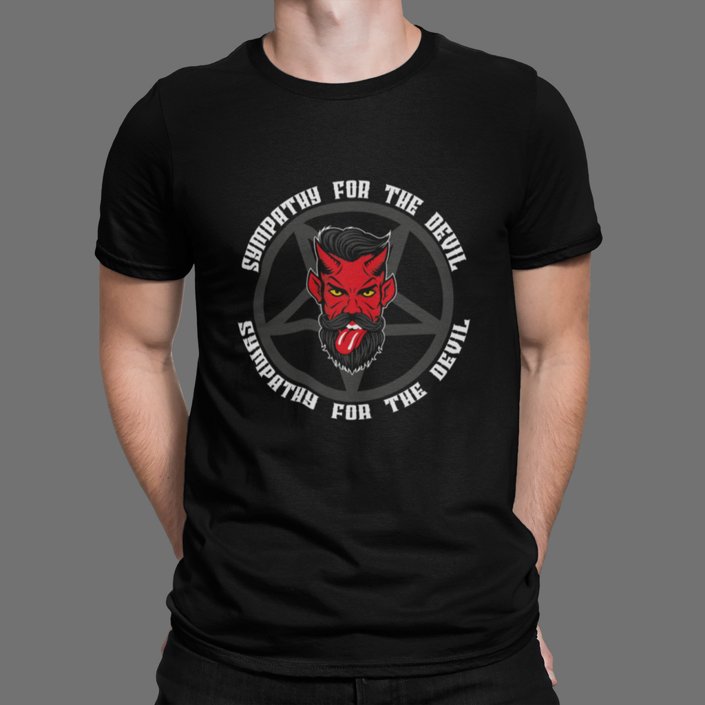 T-shirt OH YEAHHH ! Sympathy for the devil