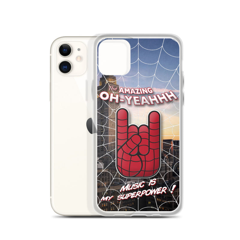 "Coque Oh Yeahhh ""Amazing"" pour iPhone"