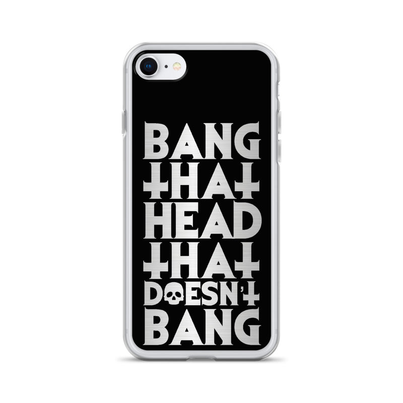 "Coque Oh Yeahhh ""Bang That Head"" pour iPhone"