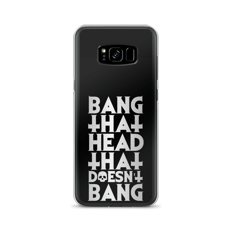 "Coque Oh Yeahhh ""Bang That Head"" pour samsung"