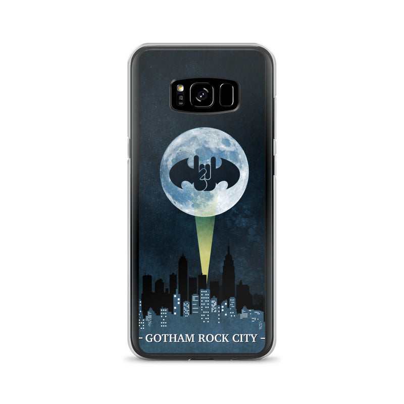 "Coque Oh Yeahhh ""Gotham Rock City"" pour Samsung"