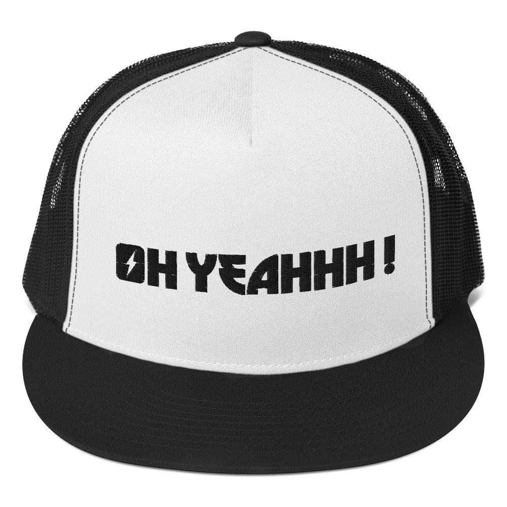 Casquette trucker cap OH YEAHHH ! Dynasty
