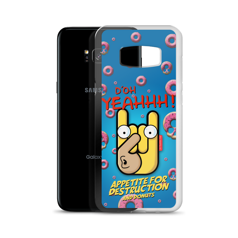 "Coque Oh Yeahhh ""Homer"" pour Samsung"