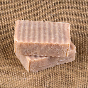 Exfoliating Goat Milk Soap