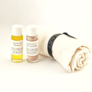 MINI Deep Cleansing Kit - Worth £12.75