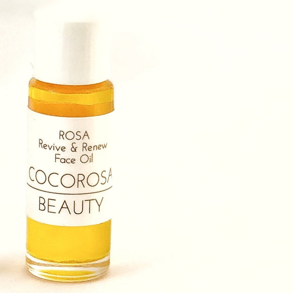 ROSA Revive & Renew Face Oil MINI
