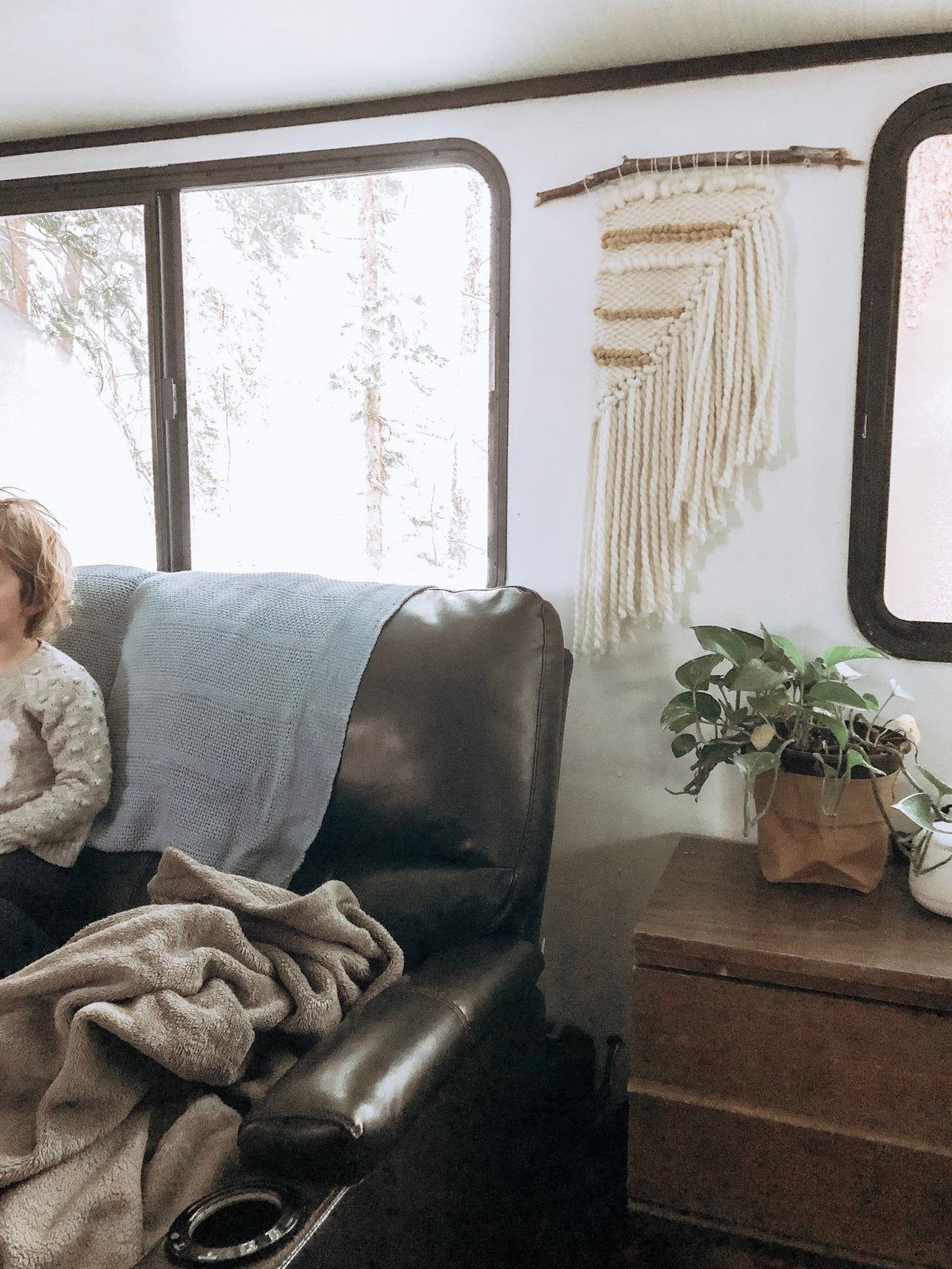 A Guide to Minimal Living with Kids