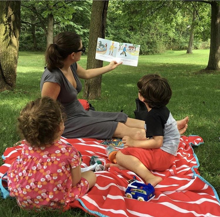 Children's Books to Spark Adventure and Outdoor Play