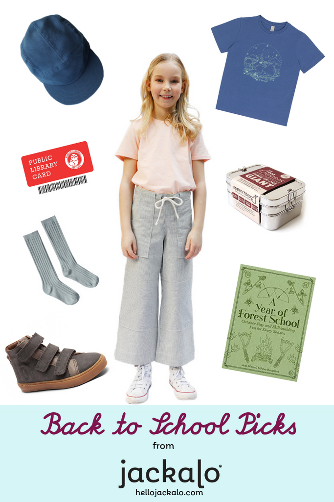 Back to school picks