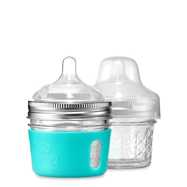 Reusable Mason Bottle