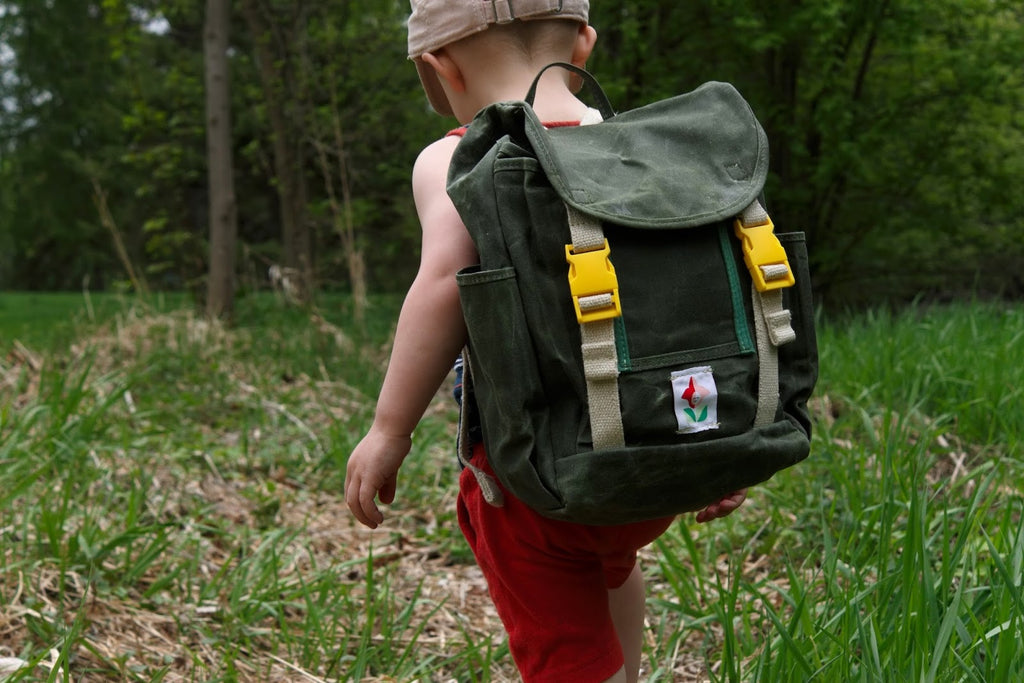 Organic Cotton Backpack from Fiska