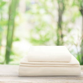 Organic Cotton Twin-Size Sheets